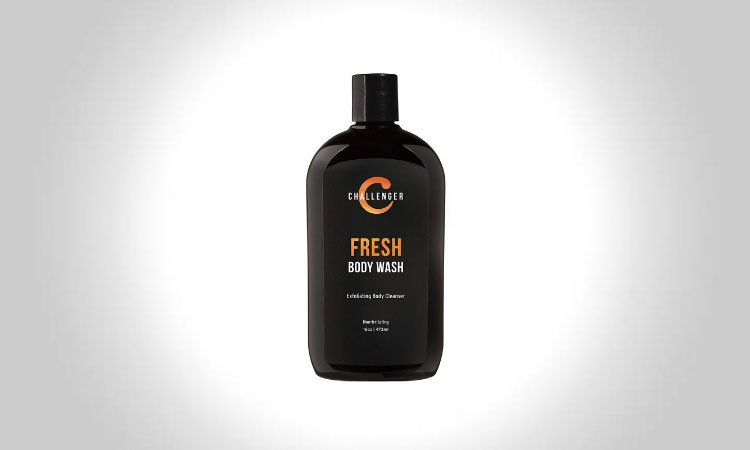 Challenger Fresh Body Wash