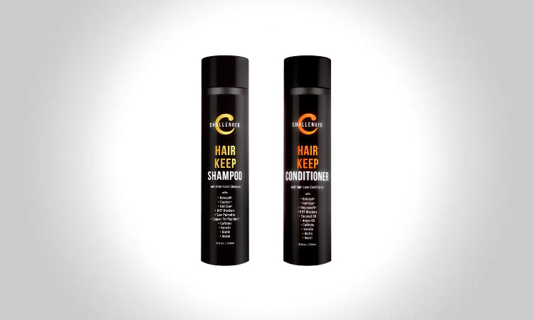 Challenger Hair Loss Shampoo and Conditioner