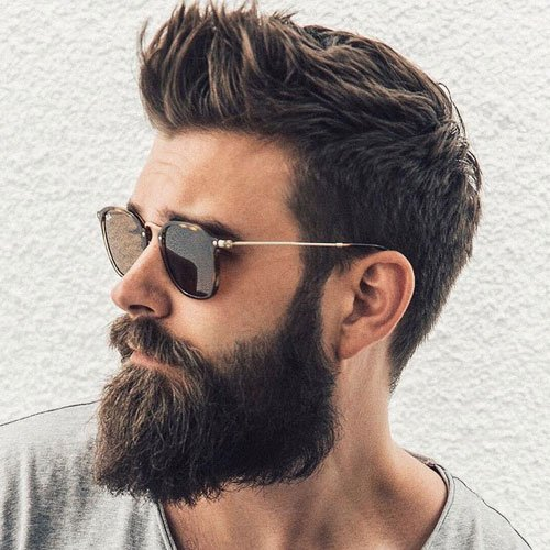 f4125725af0 Top 27 Different Types of Beards  Best Beard Styles   Ideas (2019 Guide)
