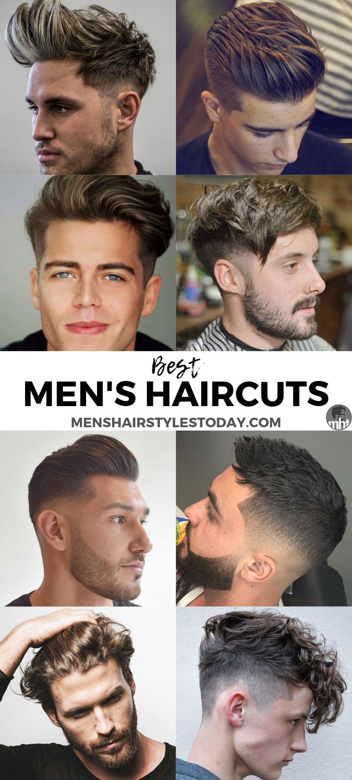 Best Men's Haircuts