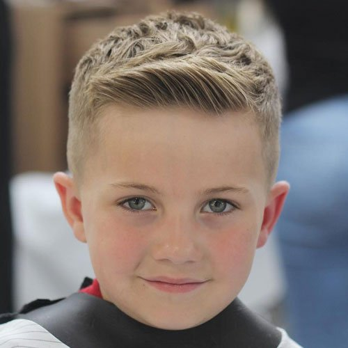 35 Cool Haircuts For Boys 2019 Guide