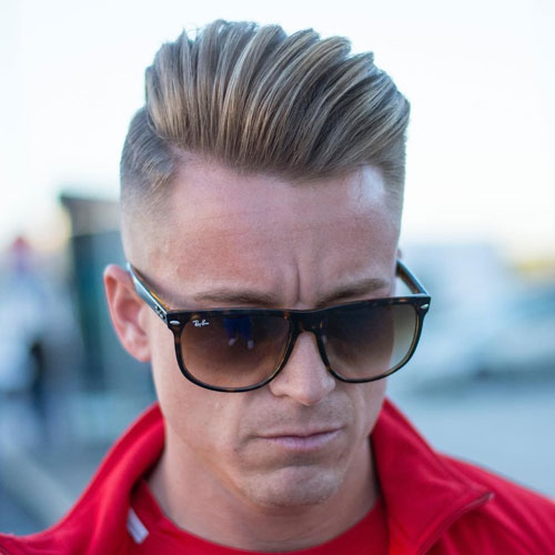Cool Men's Textured Hairstyles