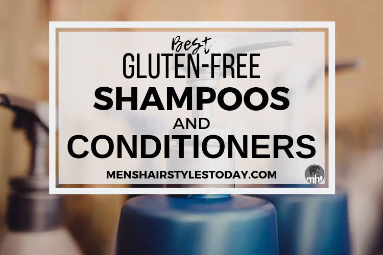 Gluten-Free Shampoo and Conditioner