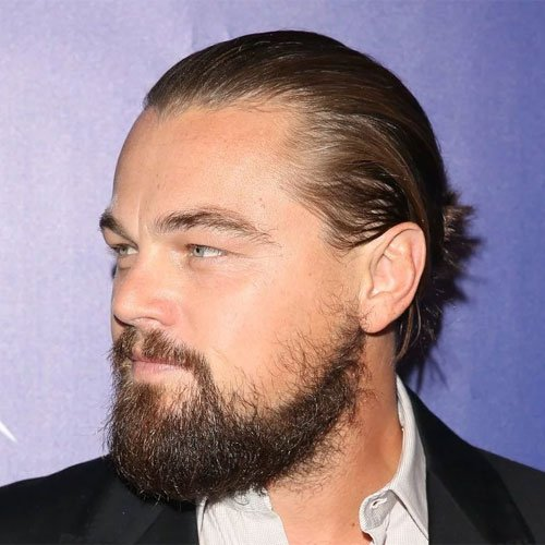 Hollywoodian Beard Style