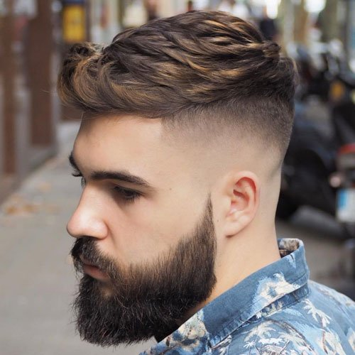 How To Style Men's Textured Hairstyles