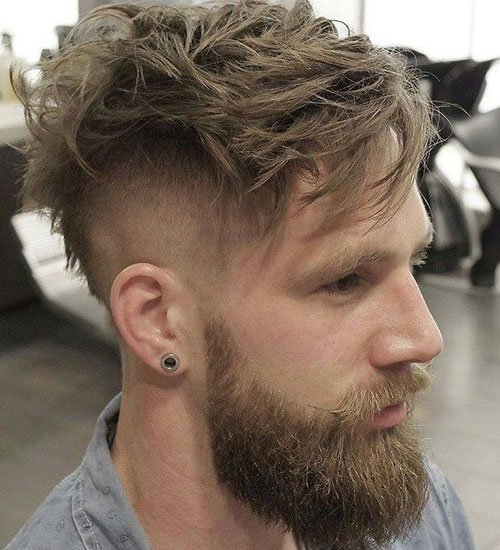 Long Beard Styles