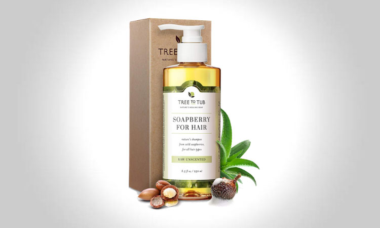 Tree to Tub Sensitive Scalp Shampoo