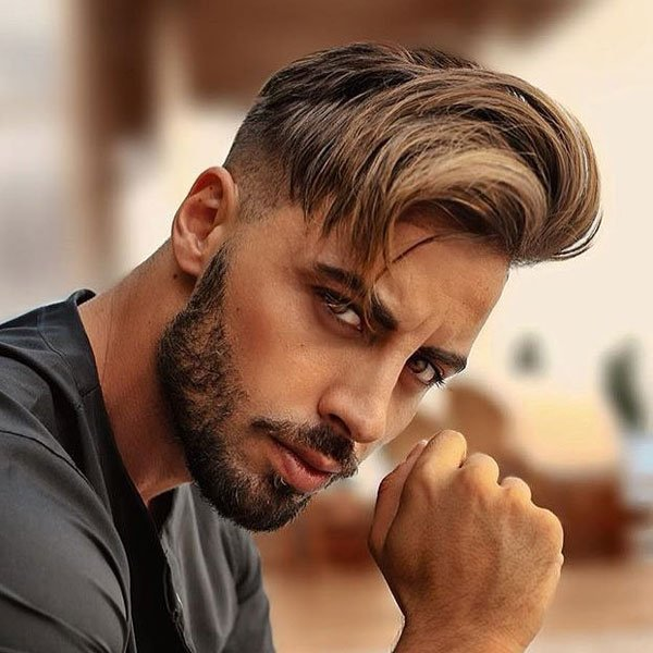Undercuts for men with beards dating