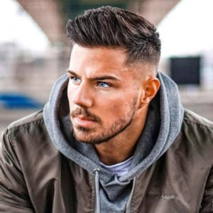Hairstyles For Men With Thick Hair 2019 Men S Hairstyles
