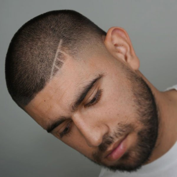 Very Short Haircut For Men