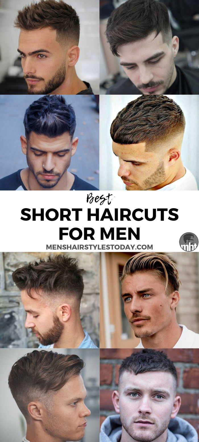 Best Short Hairstyles For Men