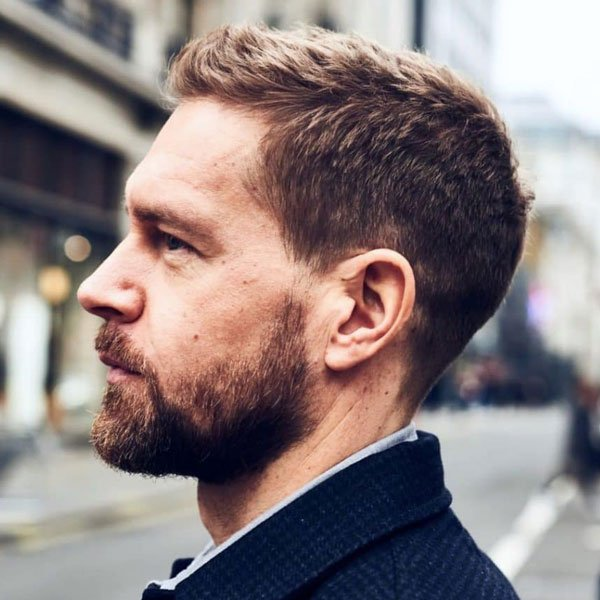 Normal Hairstyles Men: 51 Best Short Hairstyles For Men To Try In 2020