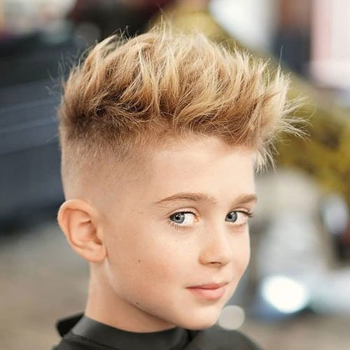 55 Cool Kids Haircuts: The Best Hairstyles For Kids To Get
