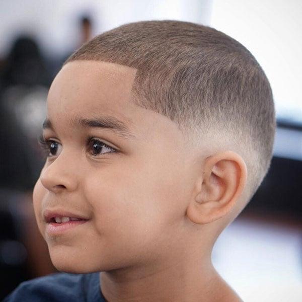 Boys Buzz Cut Haircut