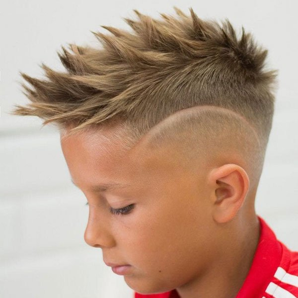 Boys Spiky Hairstyles