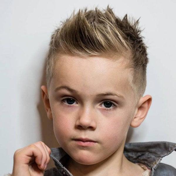 Kids Spiky Hair