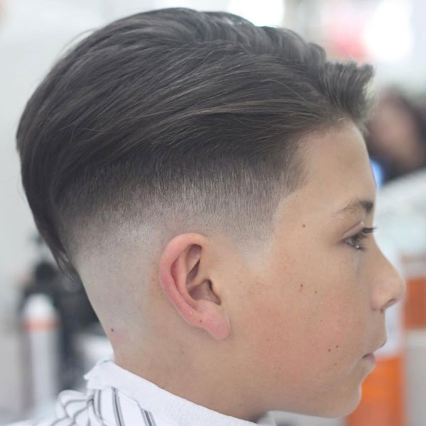 33 Best Boys Fade Haircuts (2019 Guide)