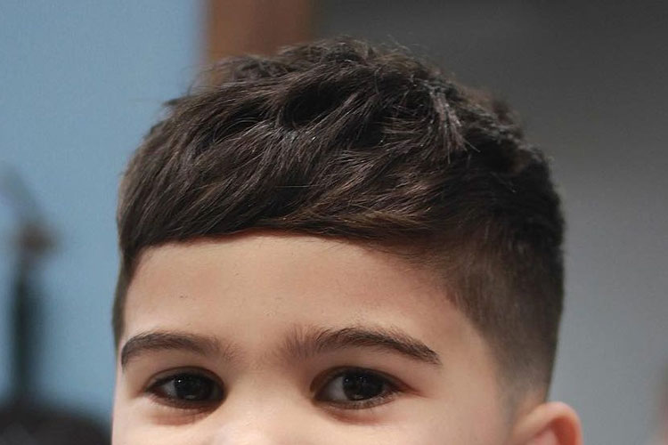 Boys Layered Haircuts