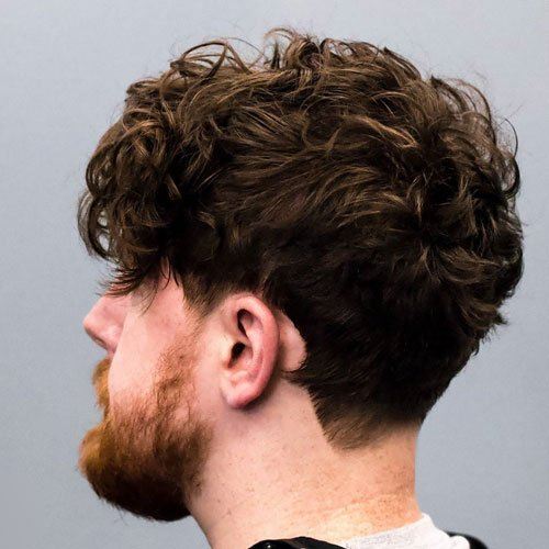 Curly Hair Taper