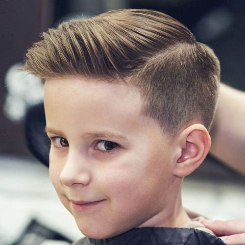 How To Cut Boys Hair Best Layered Blended Haircuts 2021