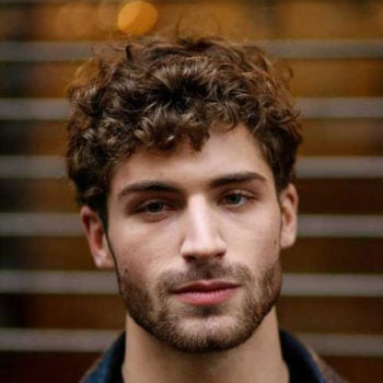 Good Haircuts For Curly Hair Guys