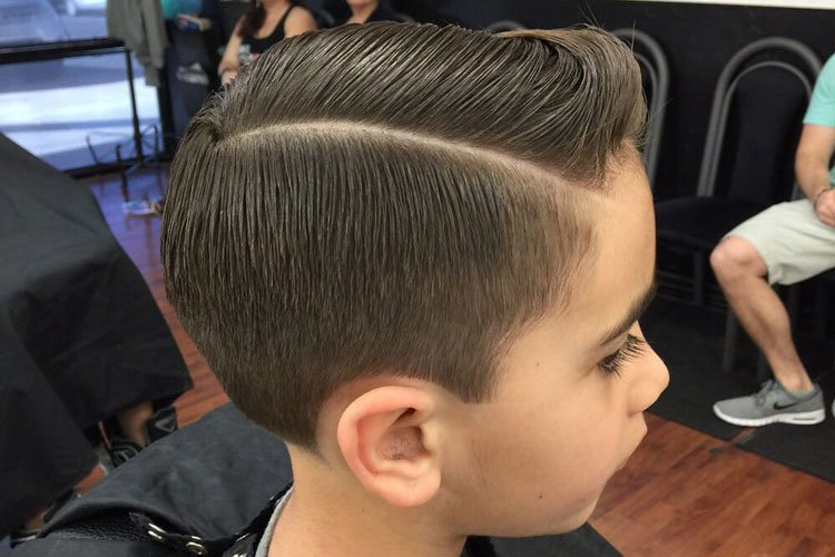 How To Blend Hair For Little Boys
