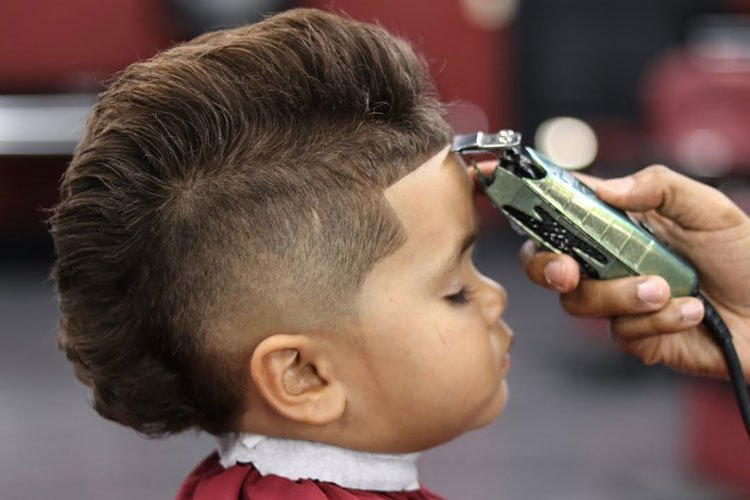23 Cool Kids Mohawk Haircuts Your Little Boys Will Love 2020 Guide