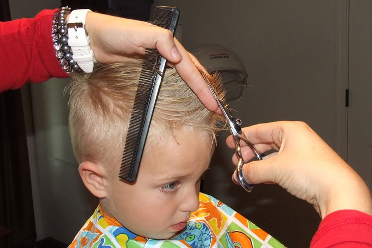 Ways To Cut Boys Hair