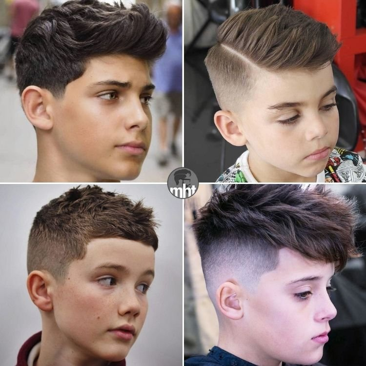 50 Cool Haircuts For Boys 2021 Cuts Styles