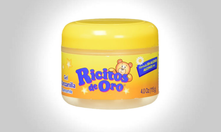 Ricitos De Oro Baby Styling Gel