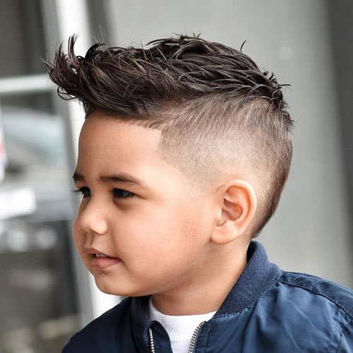 50 Cool Haircuts For Boys 2020 Cuts Styles