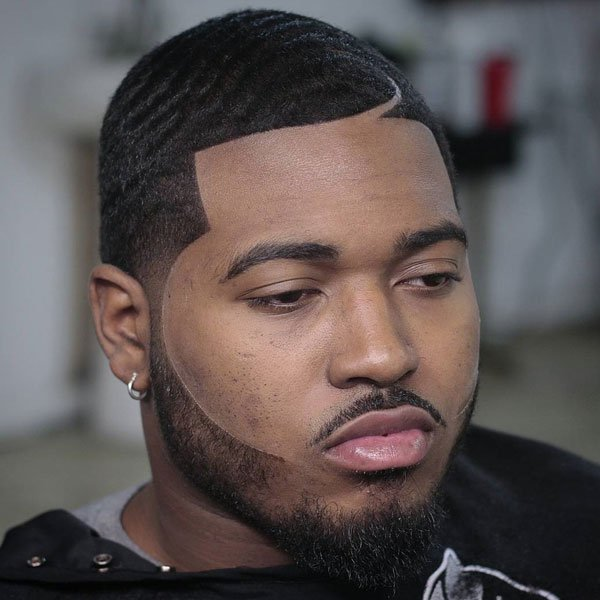 360 Waves Haircut + Line Up