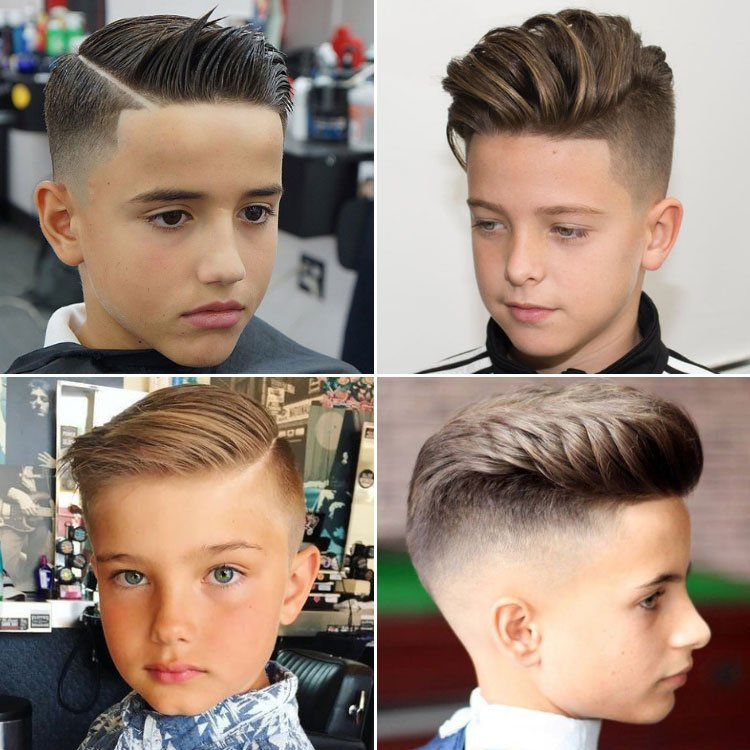 Cool 7, 8, 9, 10, 11 and 12 Year Old Boy Haircuts (2020 Guide)