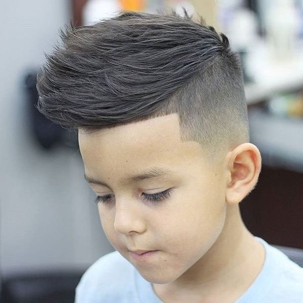 Cool 7 8 9 10 11 And 12 Year Old Boy Haircuts 2020 Styles