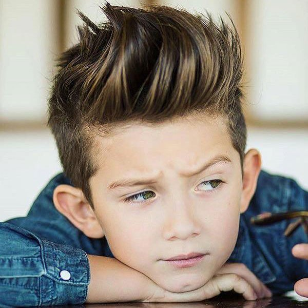 Cool 7, 8, 9, 10, 11 and 12 Year Old Boy Haircuts (2019 Guide)