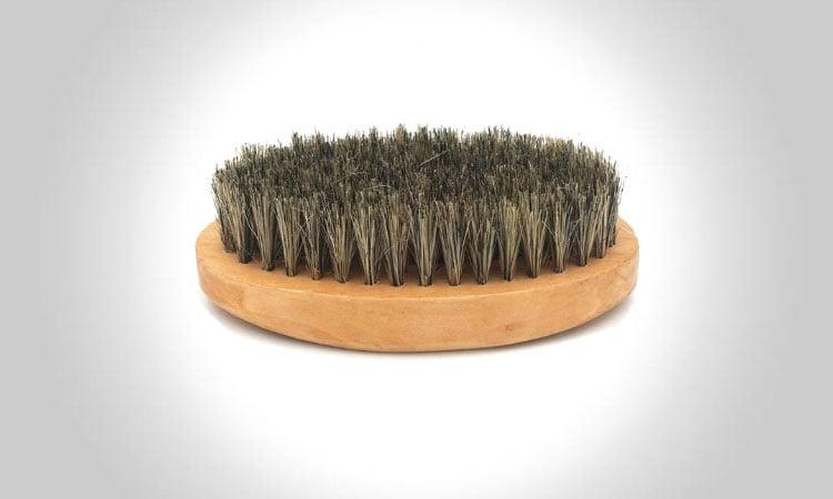 Kingston Grooming Natural Boar Hair Bristle Brush