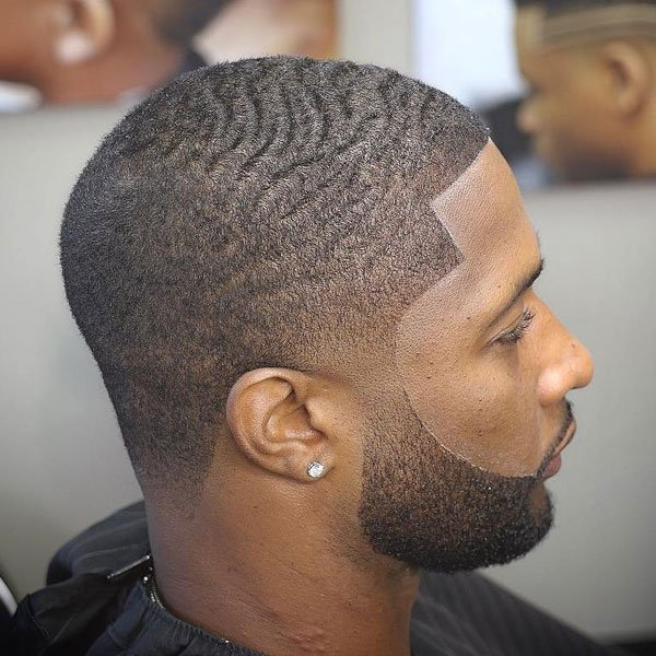 Temp Fade with Waves