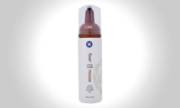 Thermafuse Fixxe Volume Mousse