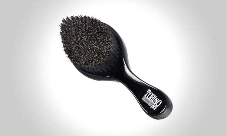 Torino Pro Wave Brush #450 – Curved Medium Hard