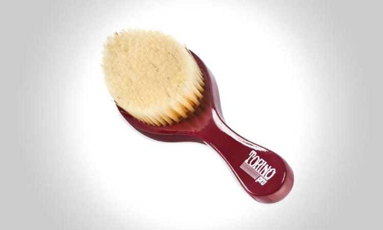 Torino Pro Wave Brush #490 – Curved Medium Soft