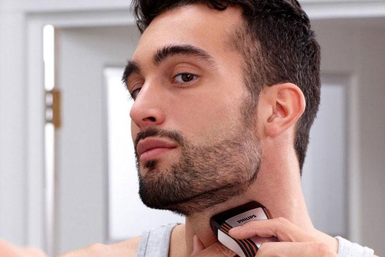 Trim Your Beard Neckline