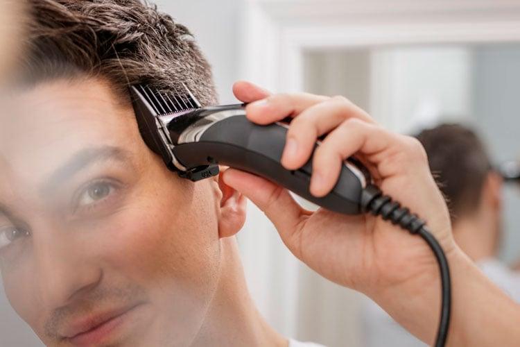 Free Haircut When You Cut Your Own Hair Men