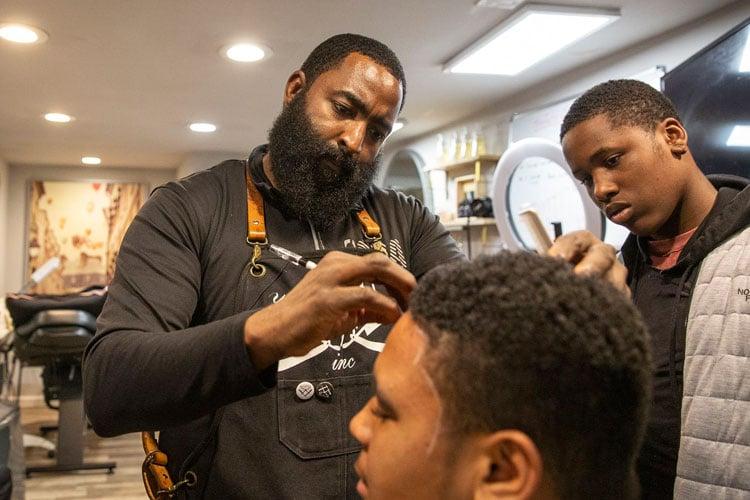 Free Haircuts at Cosmetology Schools