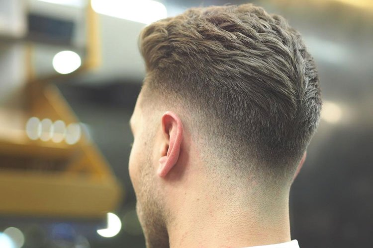 How To Fade Hair Do A Fade Haircut Yourself With Clippers
