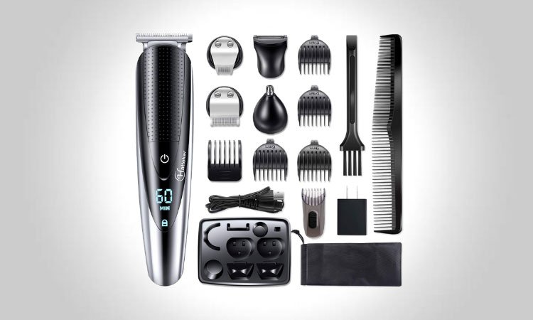 Hatteker Men's Beard Trimmer