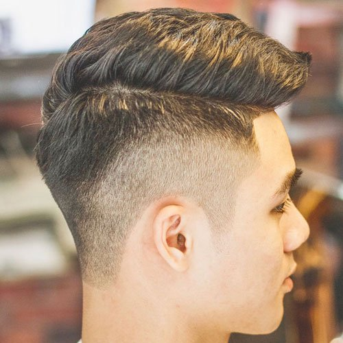 How To Fade Hair Do A Fade Haircut Yourself With Clippers 2020 Guide
