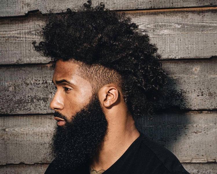 Beard Growth Oil For Black Men