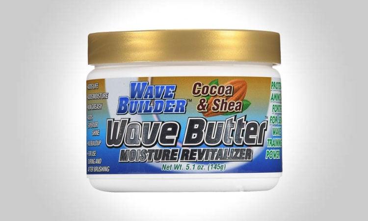 WaveBuilder Cocoa & Shea Wave Butter
