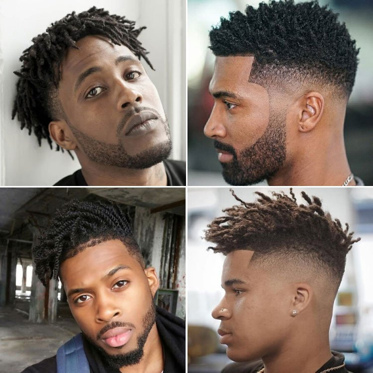 Hair Twist Men