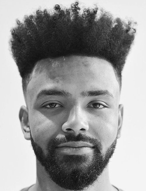 High Top Fade Twist